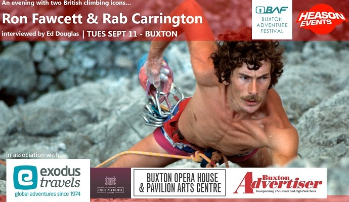 Ron Fawcett and Rab Carrington - Website Banner 2