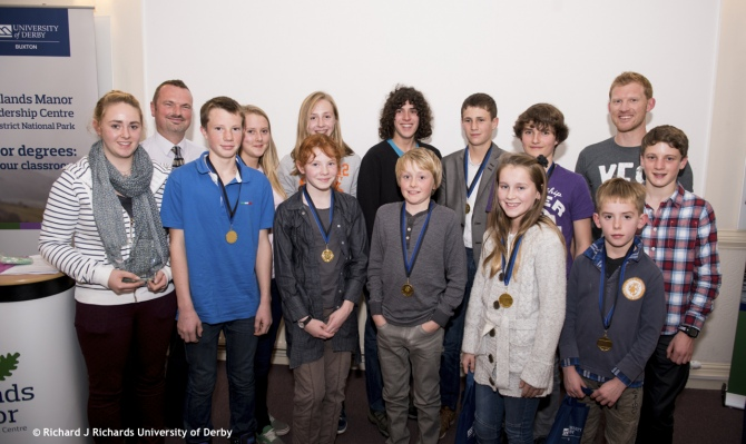 YoungAdventurer_Winners_creditRichard J Richards_UniversityOfDerby