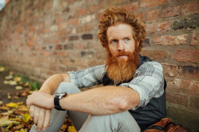 Sean Conway portrait by Adam Hoskins small
