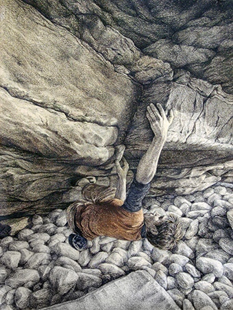 Bouldering-at-Ardmair-Beach-WEB